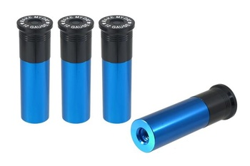 True Spike Lug Nut Caps - Shotgun Shell - 25 mm / 76 mm