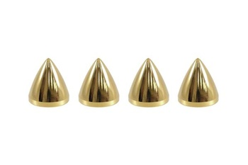 True Spike Lug Nut Caps - Bullet - 20 mm / 21 mm
