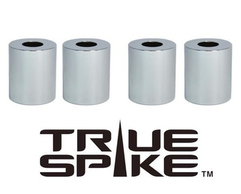True Spike Lug Nut Sleeve Covers - 41 mm - Round