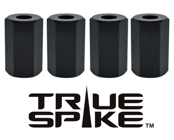 True Spike Lug Nut Sleeve Covers - 51 mm - Hexagonal