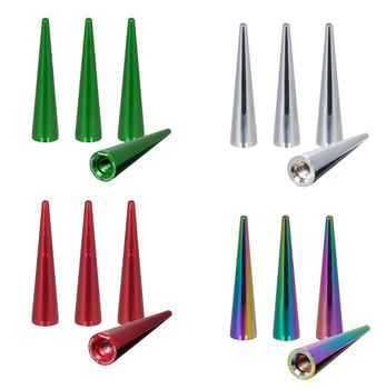 True Spike Lug Nut Caps - Spike - 16mm / 73 mm