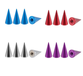 True Spike Lug Nut Caps - Spike - 25 mm / 51 mm