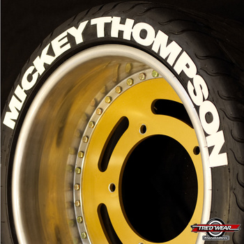 Däcktext MICKEY THOMPSON SCRAPTONA