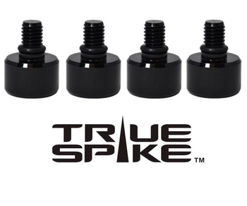 True Spike Lug Nut Cap Spacer Distans 12.5 mm / 25 mm